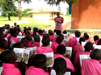 Storytime with Mugulu Integrated Primary School